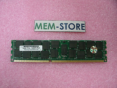 1x16GB 2Rx4 PC3L-12800R DDR3-1600 Memory HP Proliant DL380p G8 713985-B21 16GB
