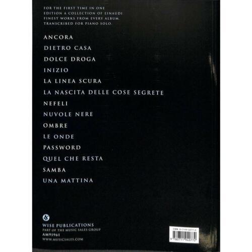 Für Klavier Ludovico Einaudi The Piano Collection Volume 1