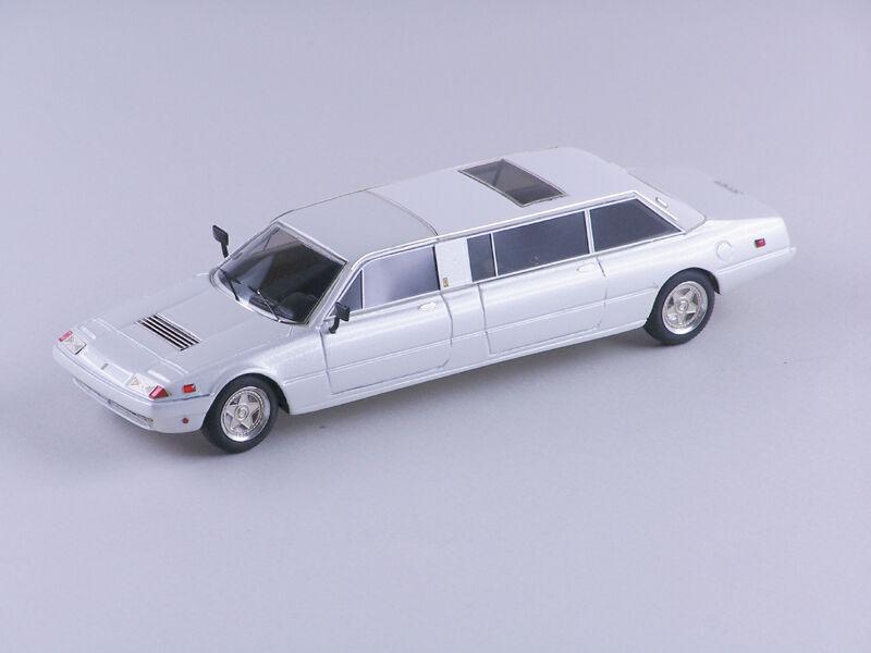 ABC 174 Ferrari 400i Limo mardikian Australian Version 1981 White