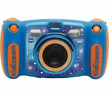 VTECH Kidizoom Duo 5.0 Compact Camera - Blue - Currys