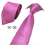 Classic-Red-Black-Blue-Mens-Tie-Paisley-Stripe-Silk-Necktie-Set-Wedding-Jacquard thumbnail 43
