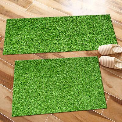 Living Room Area Rugs Bedroom Floor Carpet Kitchen Mat Horse Grassland Sunset