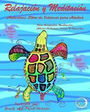 Libros para Colorear para Adultos para Meditación, Relajación, Concentración,...