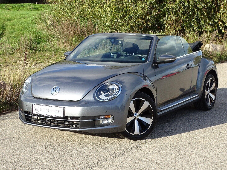 VW The Beetle 1,4 TSi 150 Sport Cabriolet DSG 2d - 2.799 kr.