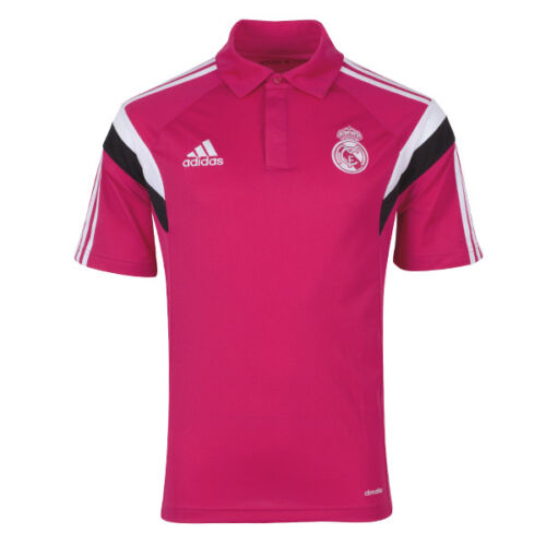 Real Adidas 2014 Authentique Madrid Homme Climalite 15sb80 Polo srhdtQ