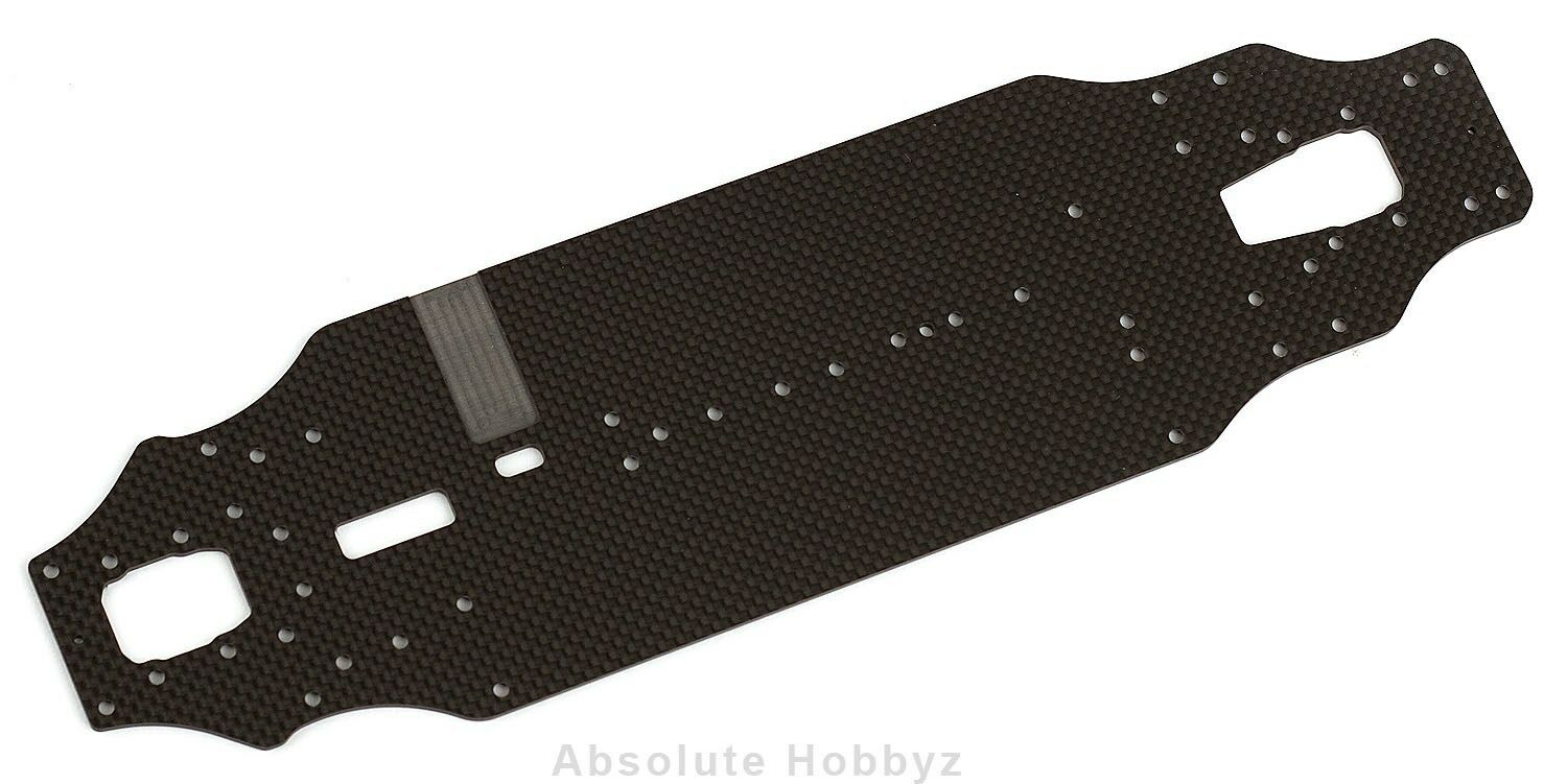 Associated TC7 Chassis Chassis Chassis (Graphite) - ASC31650 572611