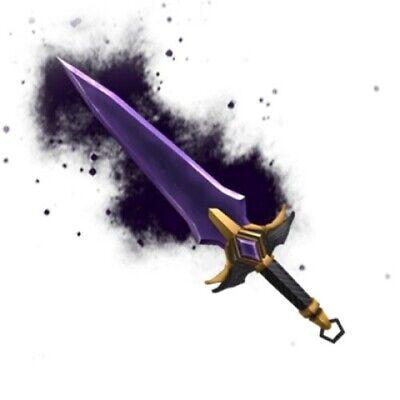 Read Desc Void Mythic Knife Assassin Roblox Ebay