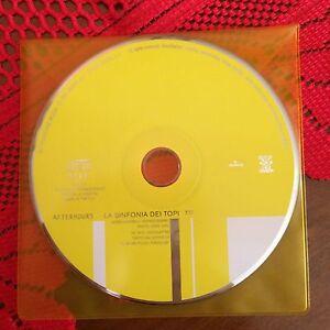 Afterhours-LA-SINFONIA-DEI-TOPI-raro-cd-promo-Marlene-Kuntz-Manuel-Agnelli