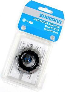 Shimano-SM-RTAD05-Centerlock-to-6-Bolt-Bike-Disc-Brake-Rotor-Mount-Adapter-Kit