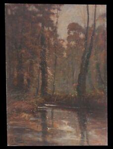 Charles-Curtelin-1859-1912-schule-Lyon-die-Leitern-Savoyen-Impressionismus