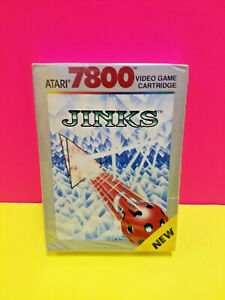 Jinks-Atari-7800-1989-Factory-Sealed-New
