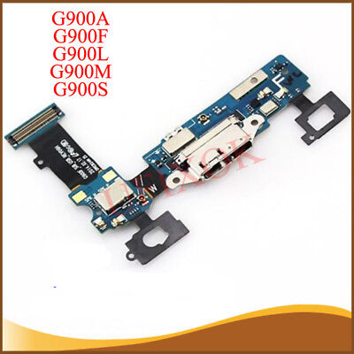 Micro USB Charging Port Android Samsung Galaxy S5 SM-G900T G900F Connector Dock