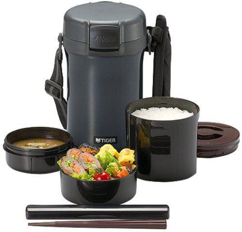 Tiger thermique isolé Lunch Box BENTO jar alimentaire conteneur grand Japon LWUA 202 km