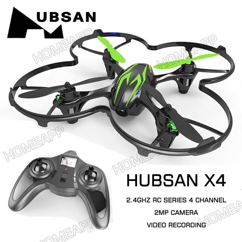 Hubsan X4 H107C Mini Drones With telecamera HD 2MP Dron 2.4G 4CH RC Helicopter giocattolo