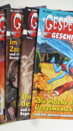 Gespenster Geschichten AUSWAHL 851-1595 Comic Horror Grusel  Bastei  TOP