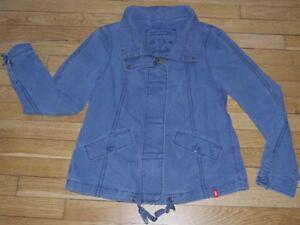 EDC-ESPRIT-Veste-en-Jeans-pour-Femme-Taille-Fr-38-M-Ref-P130