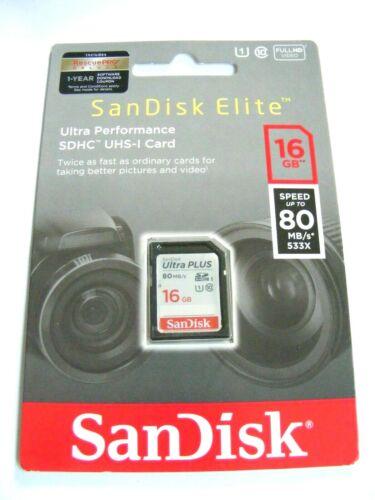 SanDisk nuevo 16gb SDHC//// 64gb SDXC UHS-I card ultra 16 GB SDHC//64 gb SDXC