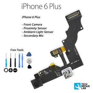 Details about iPhone 6 Plus Replacement Front Camera/Mic Light & Proximity  Sensor Flex w/Tools