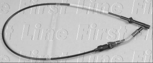 FKA1017 FIRST LINE THROTTLE CABLE fits Ford Sierra 82-84