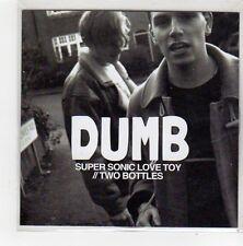 (FN453) Dumb, Super Sonic Love Toy - 2014 DJ CD