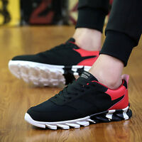 New fashion men's casual sneakers sports shoes outdoor running Athletic shoes