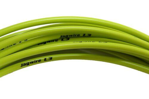 1 M Bowden GUSCIO Neon-Verde per bremszüge di JAGWIRE