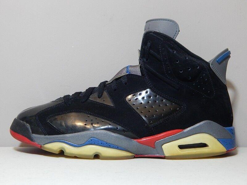 outlet store 5945c 227c3 ... Nike Nike Nike Shoes - 2009 Jordan 6 VI Detroit Pistons - Black Red  Bred Blue ...