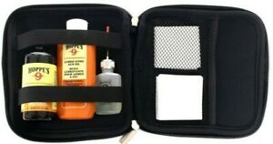 Hoppes-Elite-Gun-Cleaning-Kit-38-45-Cal-Gun-Oil-Patches-With-Case