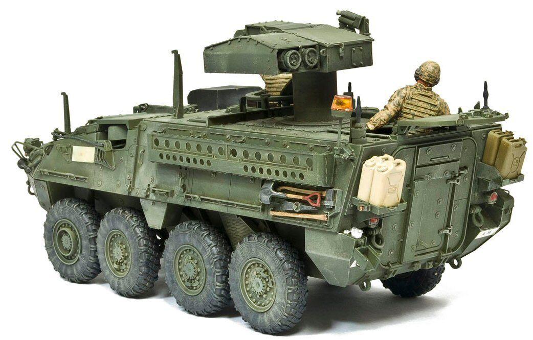 AFV Club 35134 US Stryker M1134 ATGM 1 35 plastic scale model kit