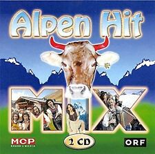 Alpen Hit Mix Mayrhofner, Marc Pircher, Südtiroler Spitzbuam.. [2 CD]