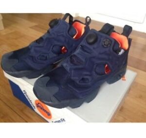 Image is loading Reebok-Instapump-Fury-Tech-Flight-Sz-7-solar- 553f28678