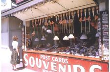 1958 SAVIN ROCK SOUVENIR STAND 4 x 6 PHOTO WEST HAVEN