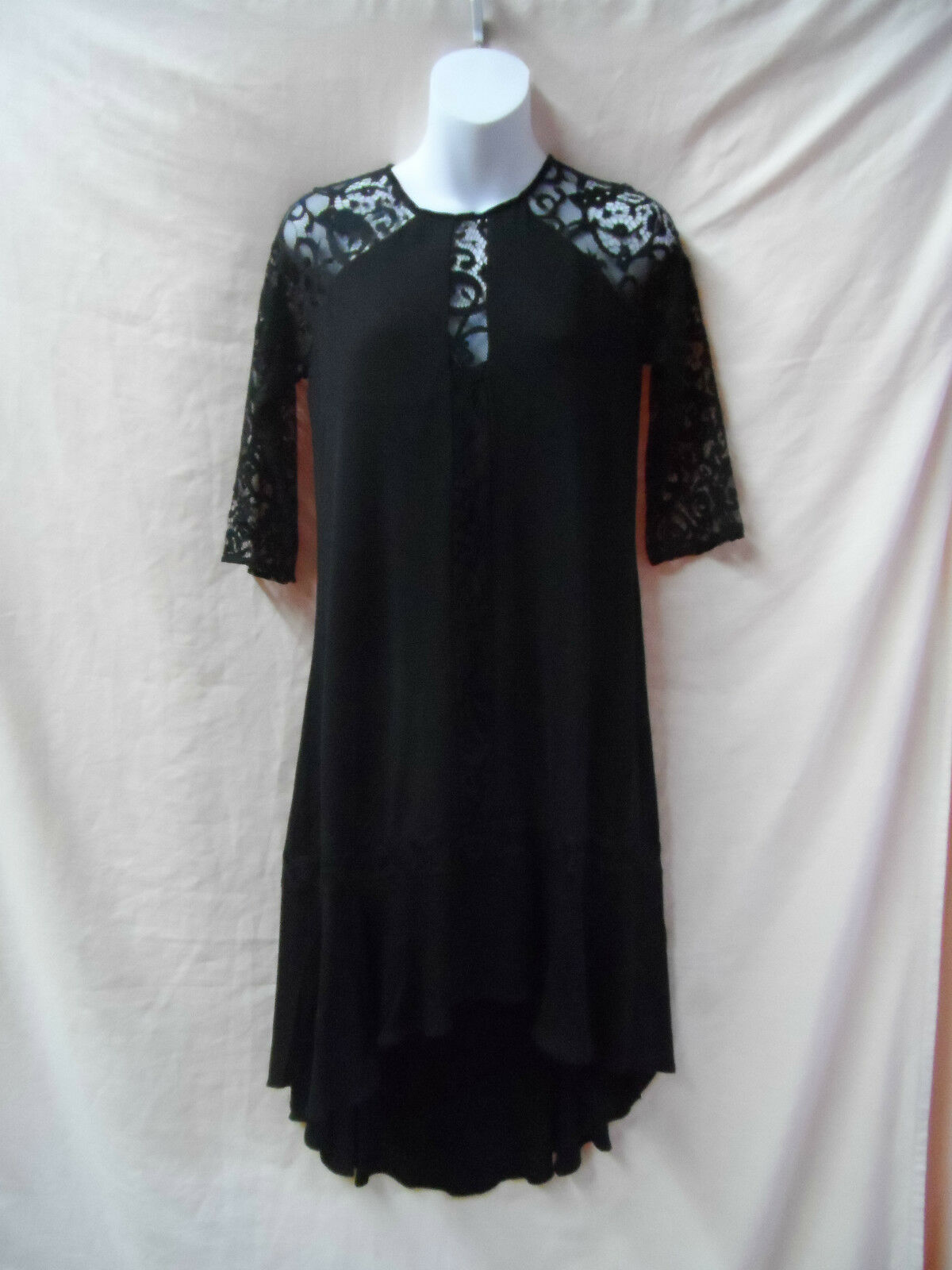 NEW THREE OF SOMETHING PALAZZO DRESS SIZE 8 SMALL RRP  130