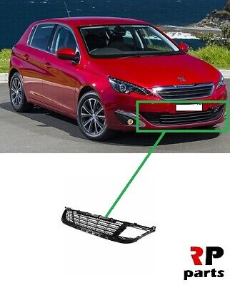 FOR PEUGEOT 308 ALLURE 2013 - 2018 NEW FRONT BUMPER LOWER ...