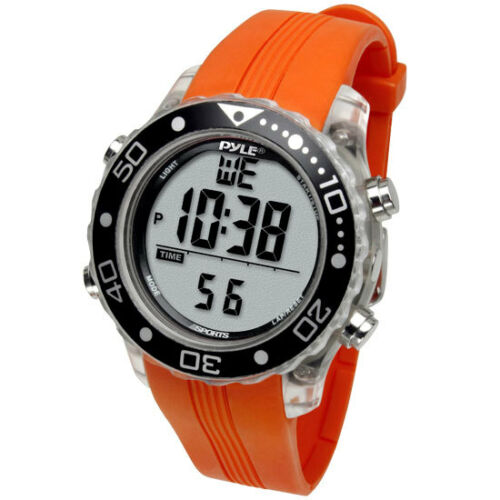 Depth Water Temp Records New PSNKW30O Snorkeling Master w// Dive Duration