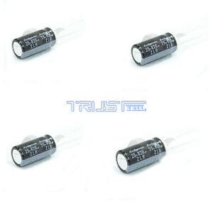 4-PCS-RUBYCON-Electrolytic-Capacitor-820uF-25V-105C