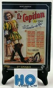 DVD-Rene-Castle-the-Capitan-2eme-Period-Version-1946-as-New