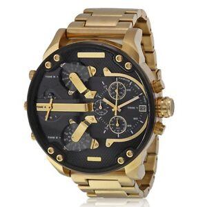 Men-039-s-Fashion-Luxury-Watch-Stainless-Steel-Sport-Analog-Quartz-Wristwatches