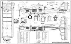 SIMPROP TIGGY BIPLANE 31034 SPAN FOR 049 MOTOR PLAN - <span itemprop='availableAtOrFrom'>Morecambe, United Kingdom</span> - SIMPROP TIGGY BIPLANE 31034 SPAN FOR 049 MOTOR PLAN - Morecambe, United Kingdom