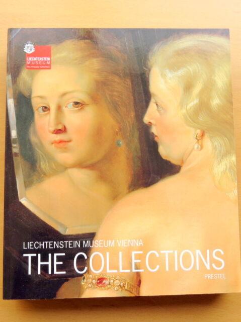 The Collections, Liechtenstein Museum: Soft covers.
