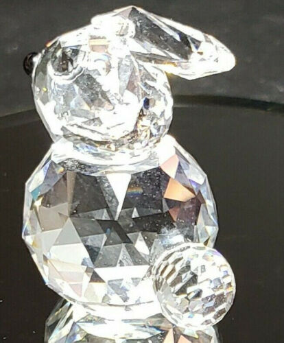 Schmid Beatrix Potter Pewter Peter Rabbit Mother Baby Easter Bunny Swarovski
