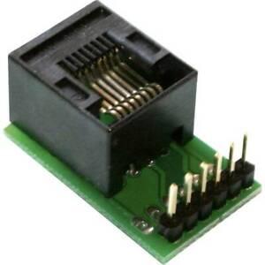 Spina-adattatore-s-88-6-poli-assemblato-tams-elektronik-44-09200-01-c-s88-a-sl
