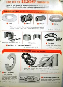 1960s-BELMONT-Packing-Rubber-Co-Catalog-Ad-ASBESTOS-Gaskets-Packings