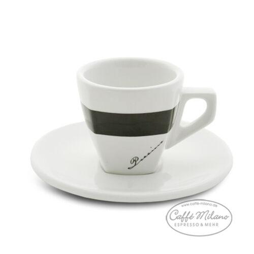Poccino espresso tasses avec sous-assiette -6 - pièce-Caffe Milano