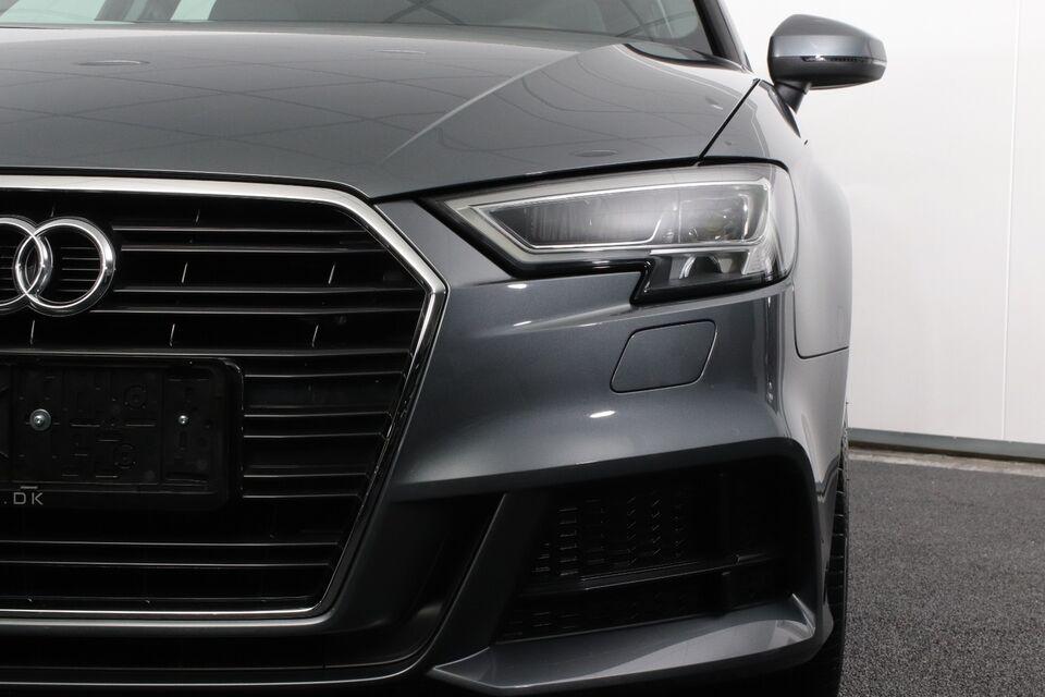 Audi A3 30 TDi Sport Limited SB S-tr. Diesel aut.