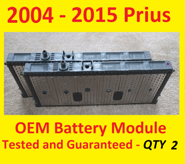 2004-2009 Toyota Prius Camry Gen 2 Hybrid NiMH Battery