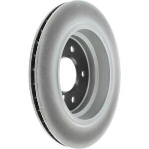 Partial Coating Rear Disc Brake Rotor-GCX Application-Specific Brake Rotors