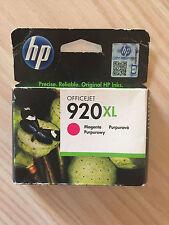 HP 920XL High Yield Magenta Original Ink Cartridge CD973AE