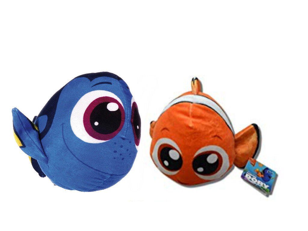 Finding nemo 12 inches plushes dory and nemo 2 plushes sets of 2