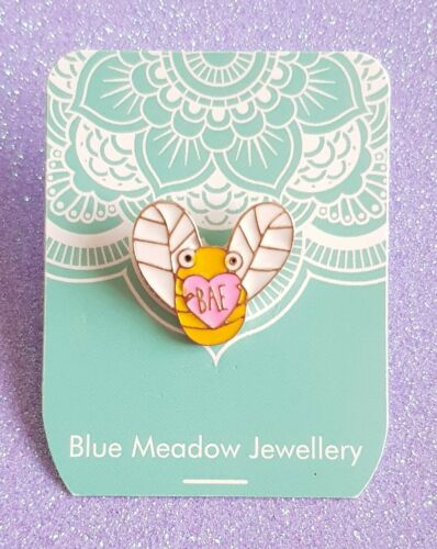 Bae Bee Enamel Pin Badge Brooch Lapel Pin